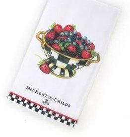 MacKenzie-Childs Berry Breakfast Dish Towel