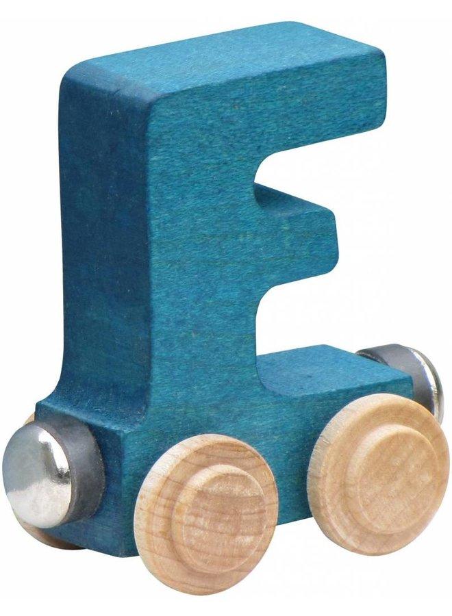 Name Train Bright Letter-F