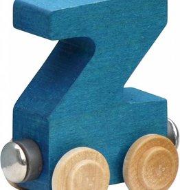 Maple Landmark Name Train Bright Letter-Z