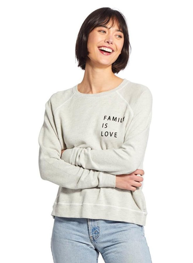 Family Is Love Sweatshirt