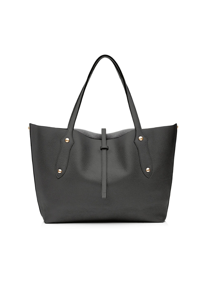 Small Isabella Tote-Black