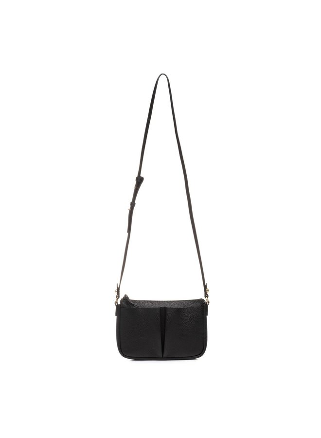 Genevieve Crossbody-Black