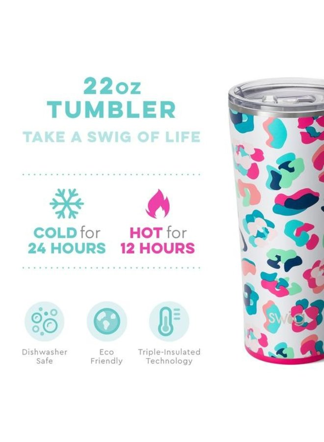 22 oz Tumbler - Party Animal