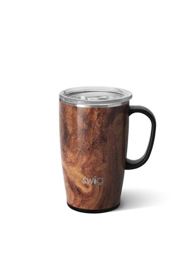 18 oz Mug - Black Walnut