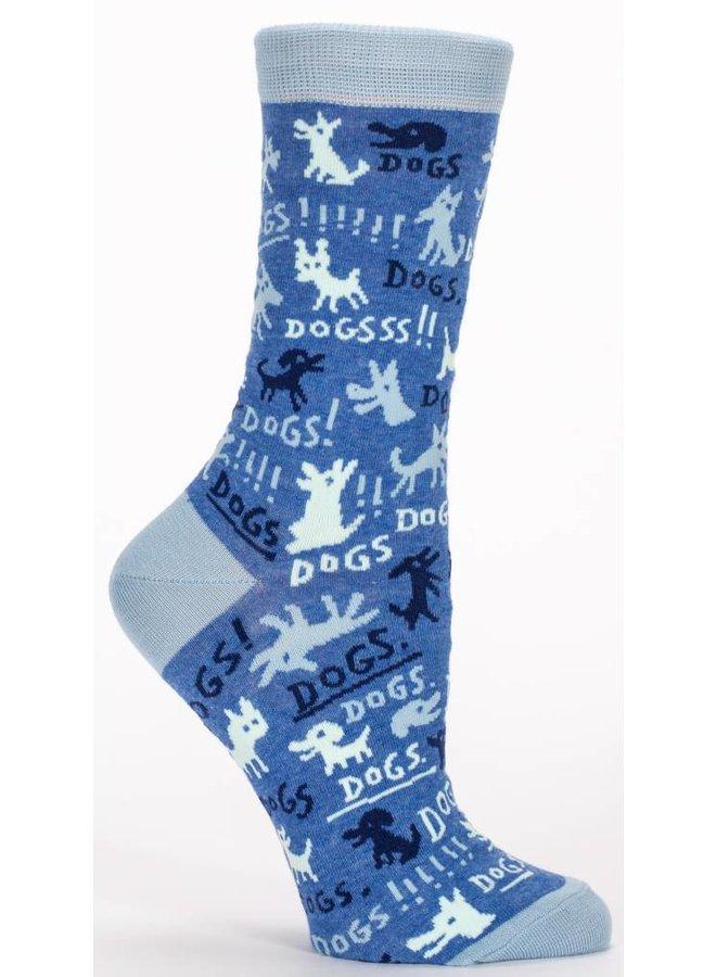 Women's Socks Dogs!