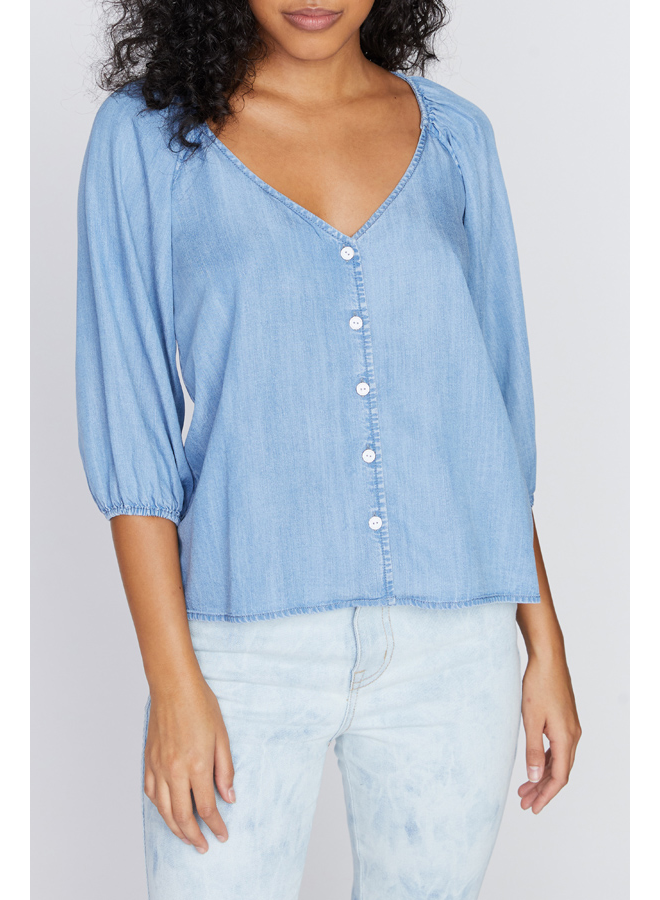 Modern Summer Top-Sierra Wash