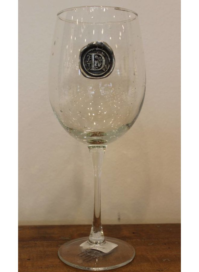 Stem Wine Glass-Initial D