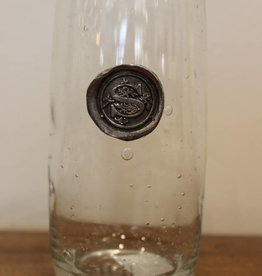Southern Jubilee Ice Tea Glass- Initial S