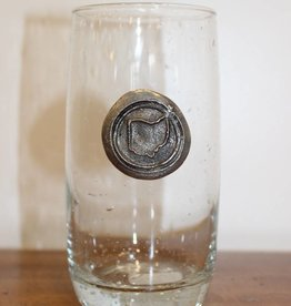 Southern Jubilee Ice Tea Glass- State of Ohio