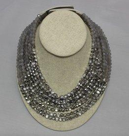 Fairchild Baldwin Massai Necklace - Oyster