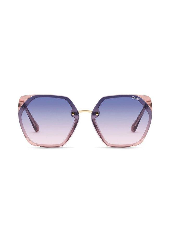VIP Sunglasses Pink/Navy