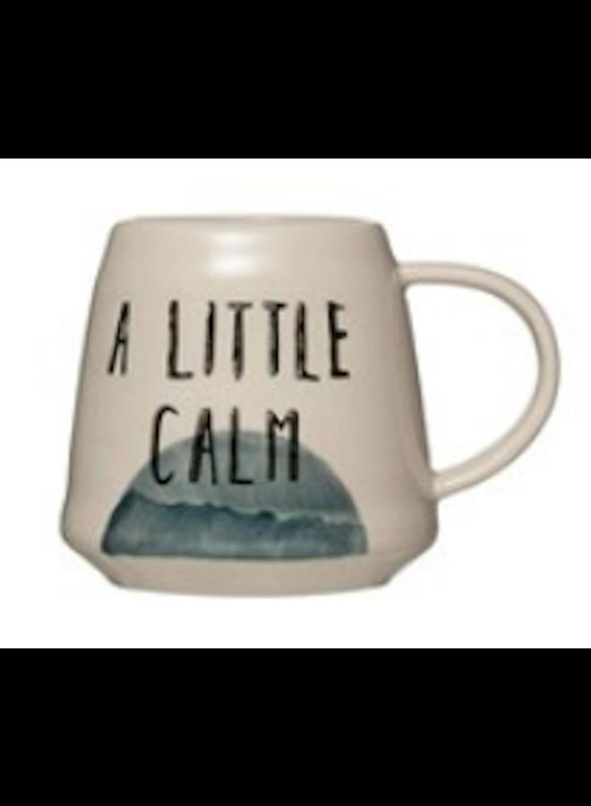 Stoneware Expression Mug