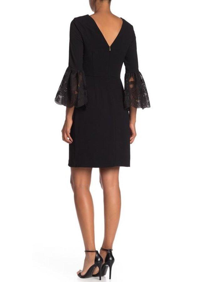 Luciana Dress-Black