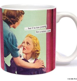 Anne Taintor Mini Van Mug