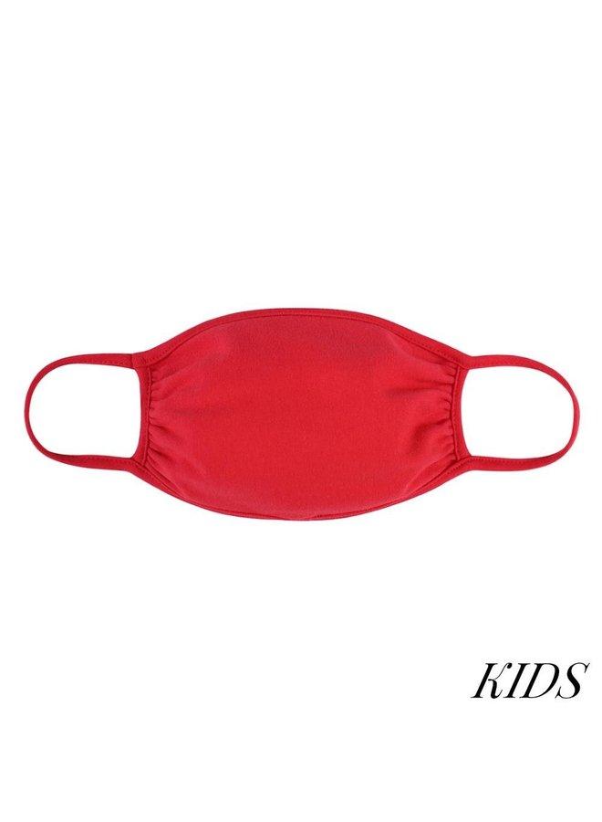 Kid Face Mask Pack 3