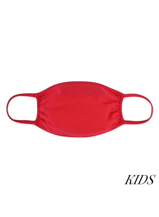 Kid Face Mask Pack 3