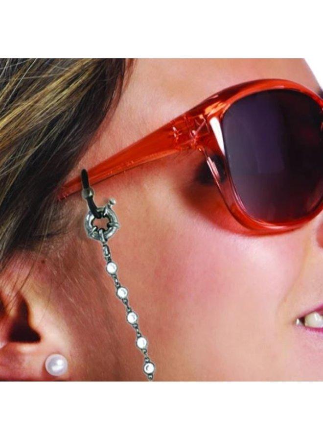 3 in 1 WG Bezel Mask Holder, Eyewear Chain, & Necklace