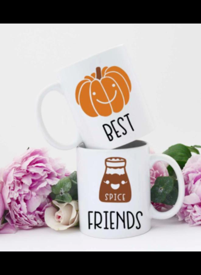 Best Friends Mug Set