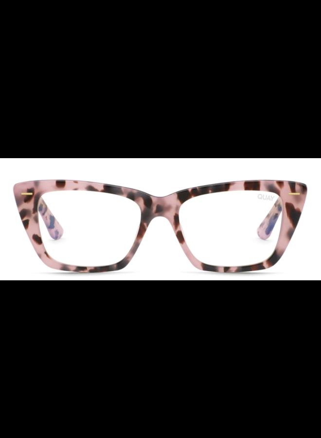 Prove It Bluelight Glasses-Milky Tortoise