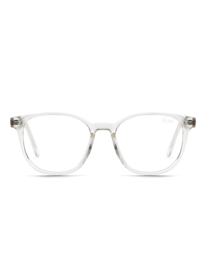 Blueprint Bluelight Glasses-Clear/Black