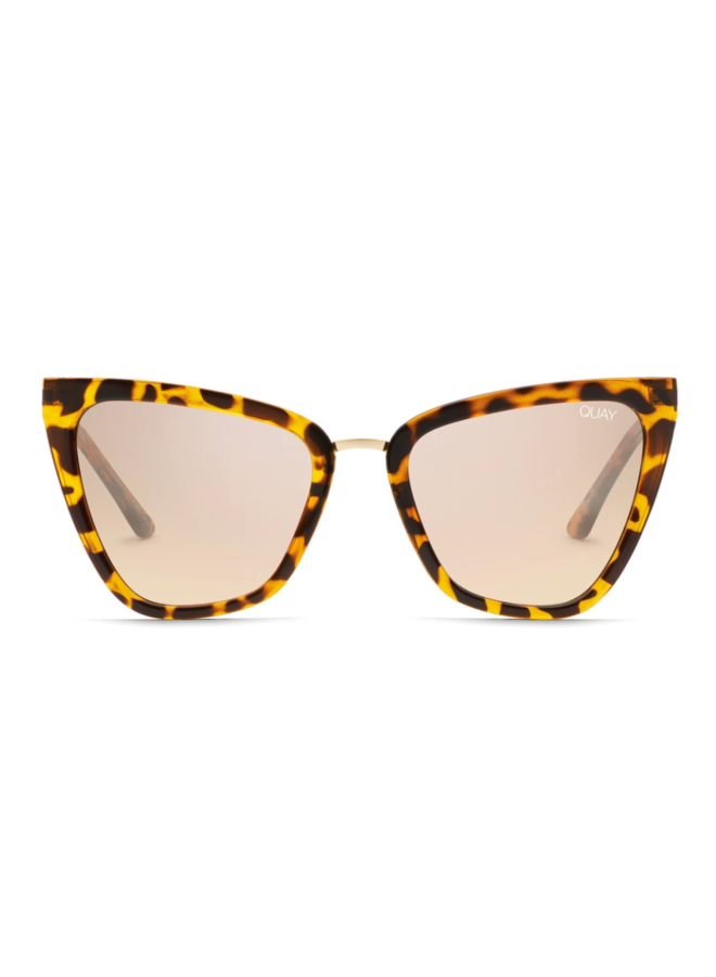 Reina Sunglasses-Tortoise/Brown