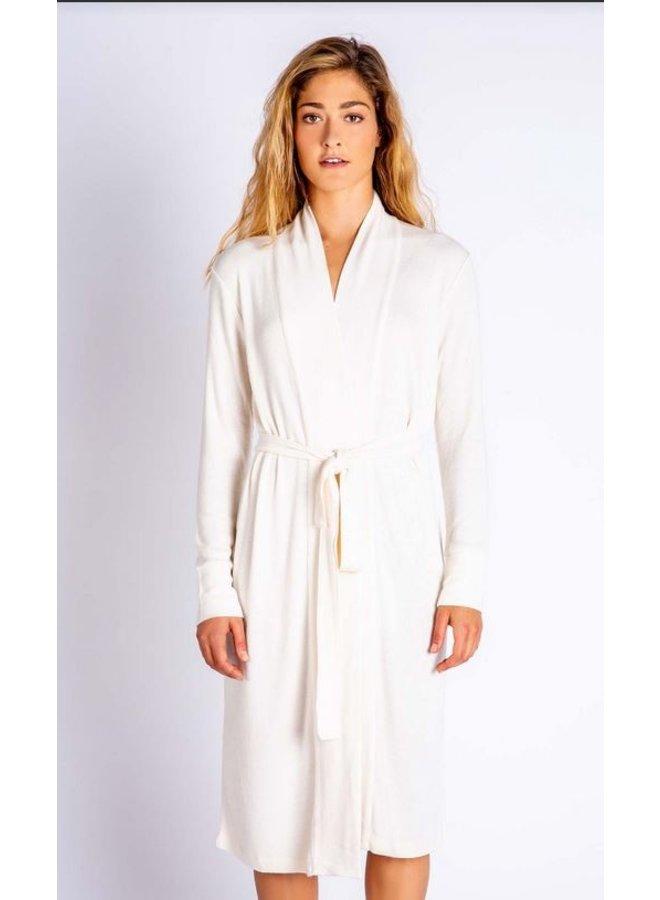 Textured Basics Robe