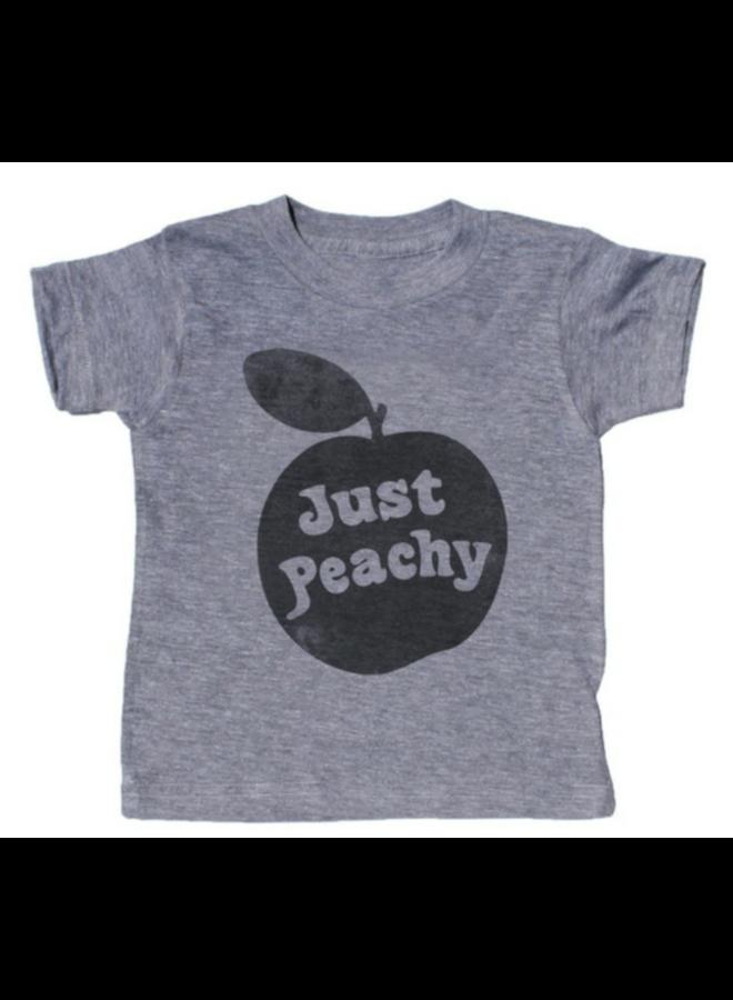 Just Peachy Kid's Tee
