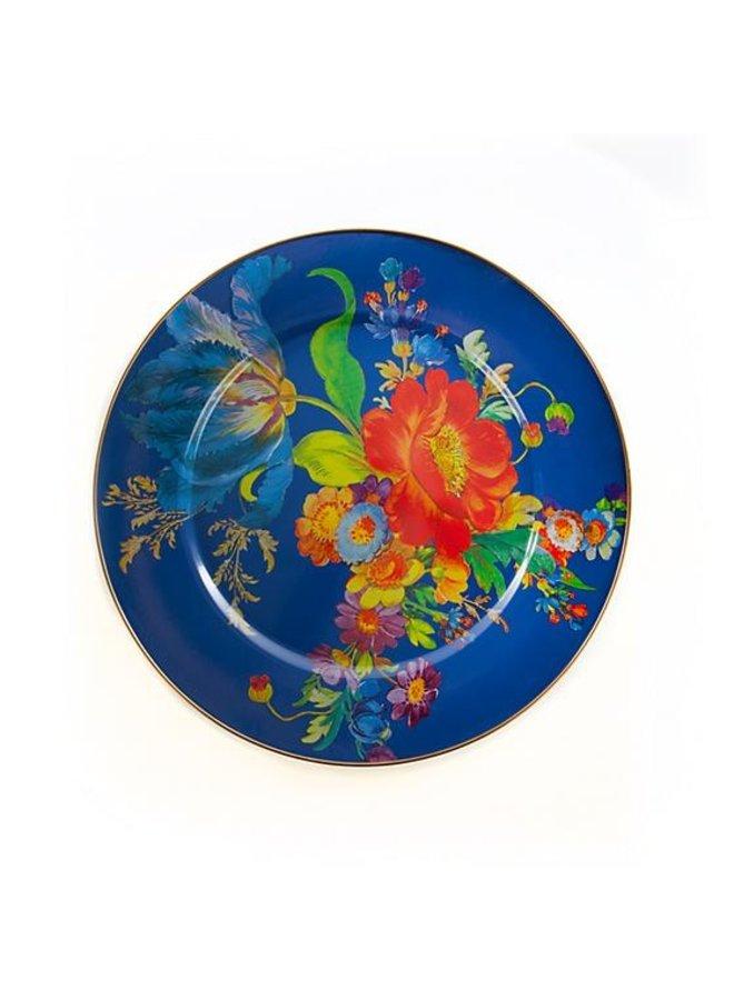Flower Market Serving Platter-Lapis