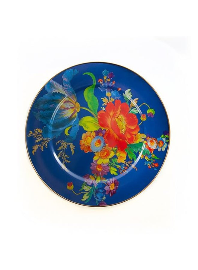 Flower Market Serving Platter-Lapis