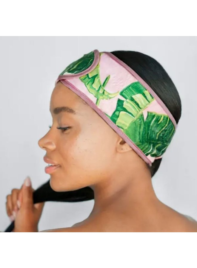 Palm Microfiber Headband