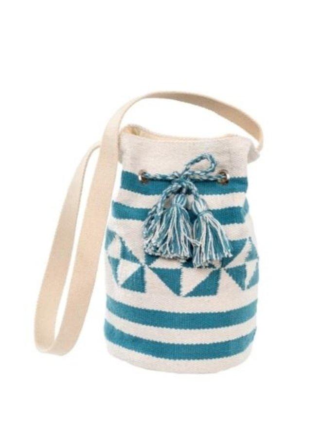 Surf Stripe Bucket Bag
