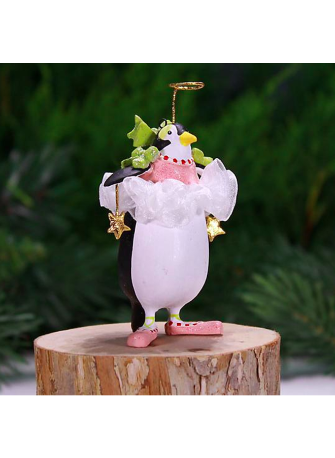 Patience Brewster Millicent Penguin Ornament