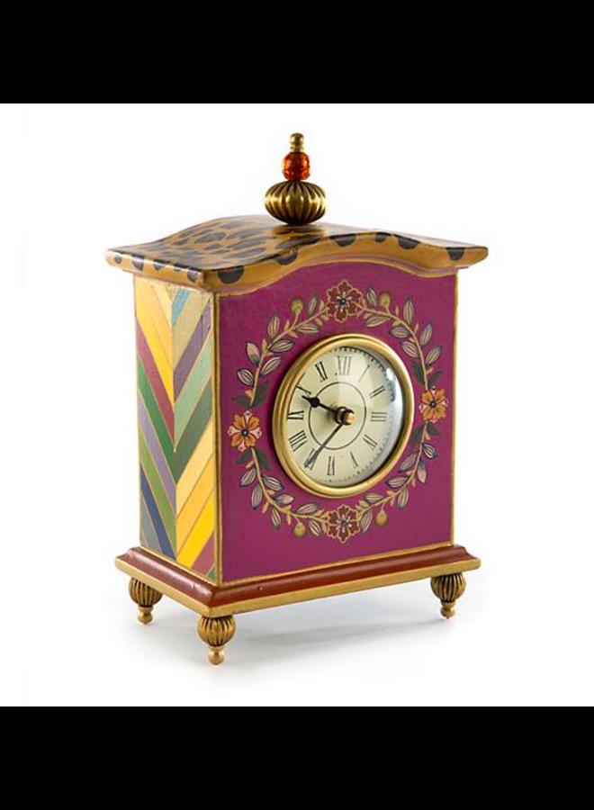 Paradise Desk Clock
