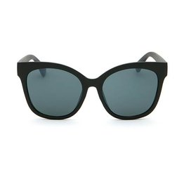 Quay It's My Way Sunglasses Black/Smoke