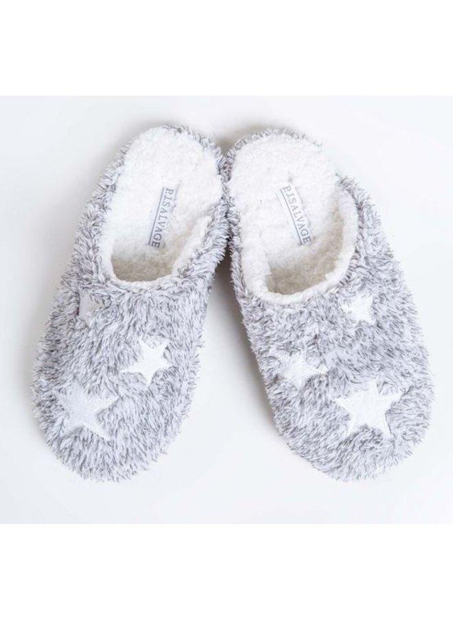 Grey Star Cozy Slipper