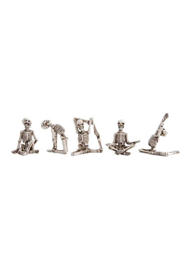 Mini Yoga Skeleton -