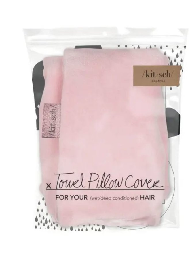 Towel Pillowcover- Blush