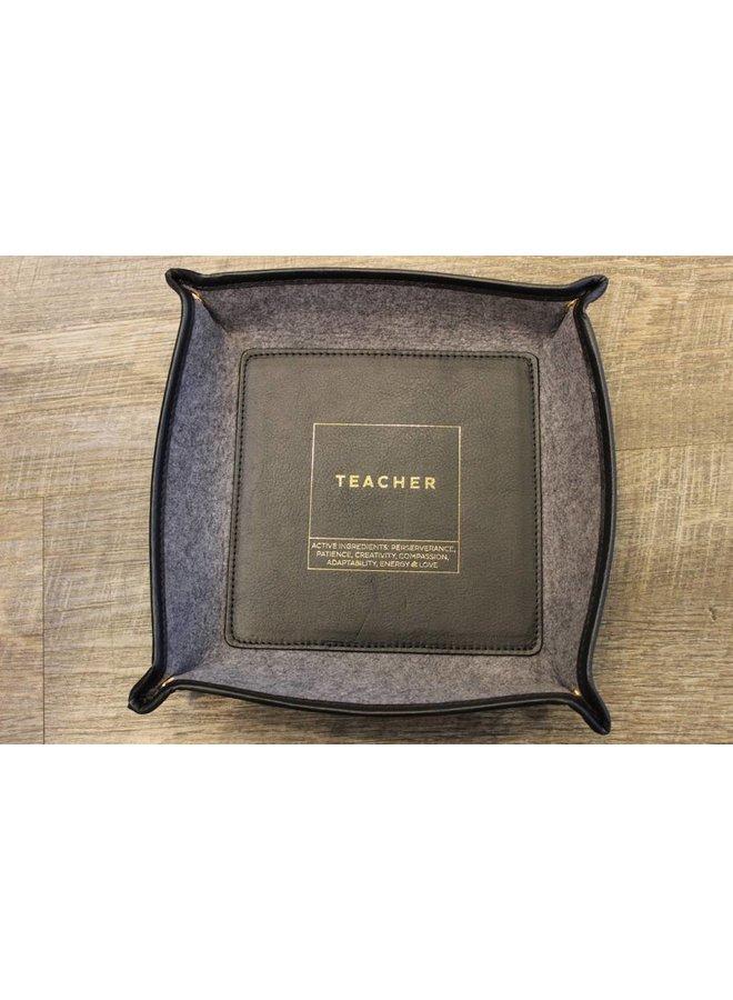 Henry Valet - Teacher - Black