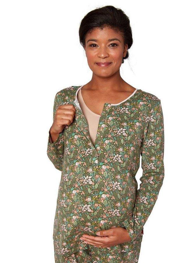Harlow Magnetic Nursing Pajama Set