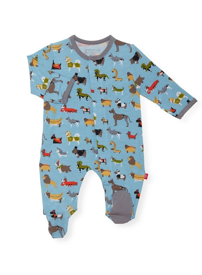 In Dog Nito Magnetic Onesie
