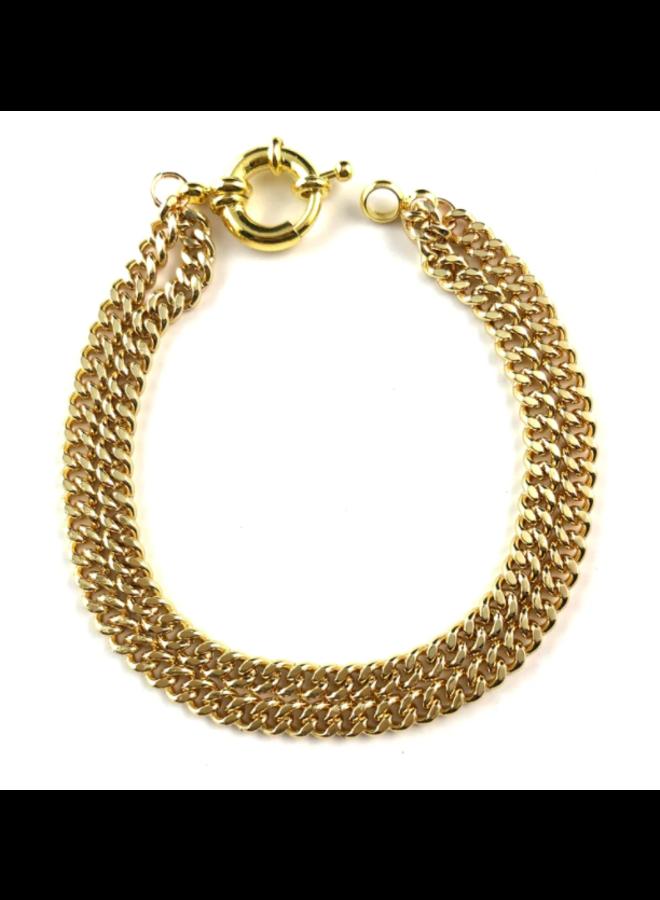 Crew Chain Bracelet