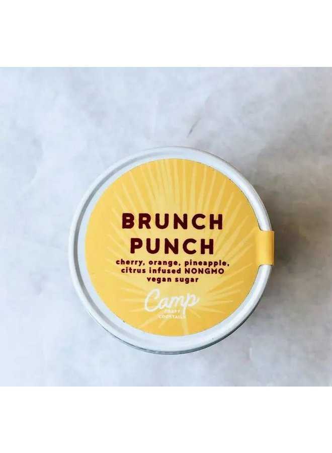 16oz Signature Cocktail Brunch Punch