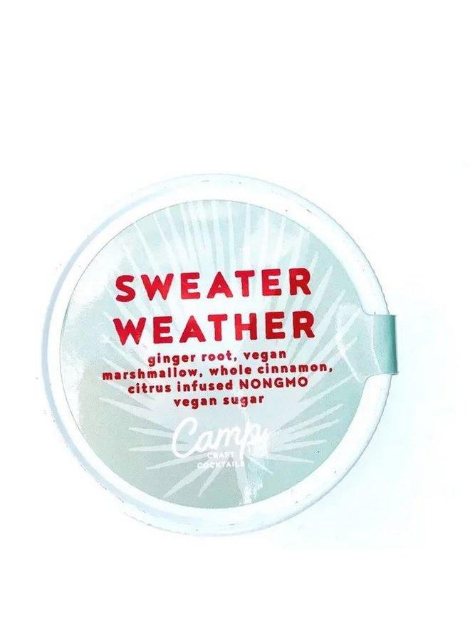 16oz Signature Cocktail Sweater Weather