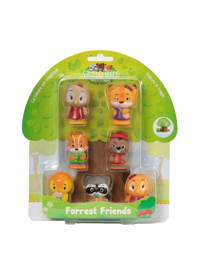 Timber Tots Forest Friends