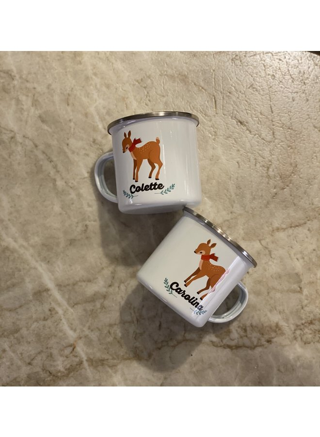 Personalized Kid's Camp Cup