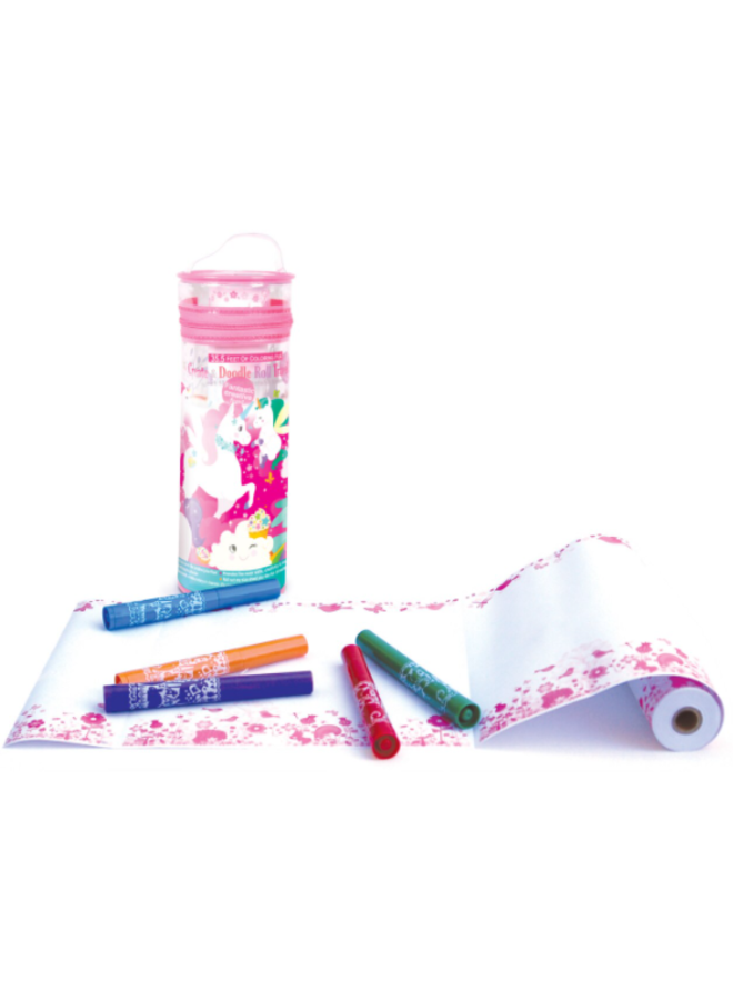 Create & Doodle Roll Travel Set
