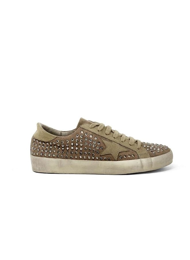 Rock Star Sneaker - Taupe