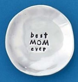Basic Spirit Best Mom Ever Charm Bowl