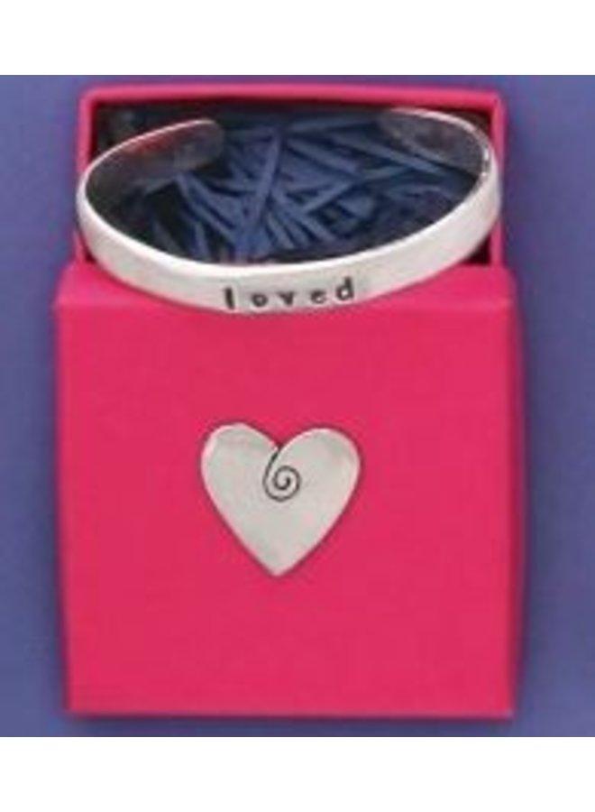 Baby Cuff Bracelet-Loved