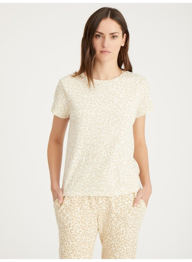 Perfect Tee - Barely Leopard